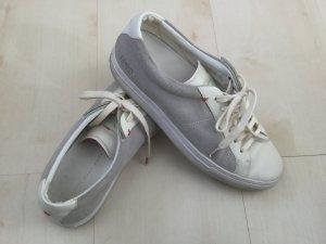 Sneaker, Offwhite/Hellgrau Gr.39, HUGO