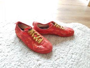 Sneaker Onitsuka Tiger Kyoto rot