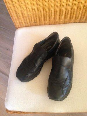 """Sneaker """"paul Green München"""" Gr. 37 Black"""