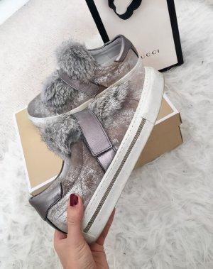 Breuninger Sneaker con strappi multicolore