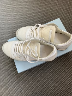 Philippe Model Lace-Up Sneaker white nylon