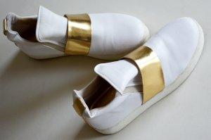 Sneaker Plateau Schuhe von Zara in Größe 39