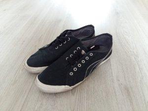 Sneaker Puma schwarz