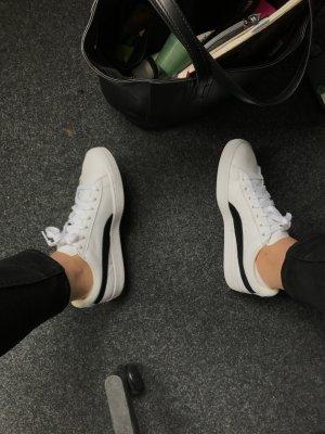 Sneaker Puma weiß Leder 39