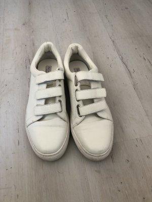 Rachel Zoe Sneaker con strappi bianco