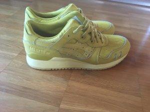 Sneaker - Reebook - trendy in gelb
