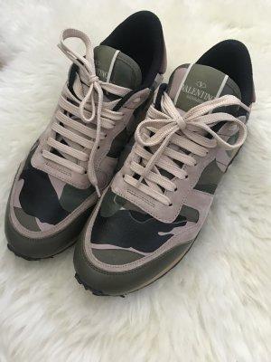 Sneaker Rockrunner Camouflage Valentino Gr. 39
