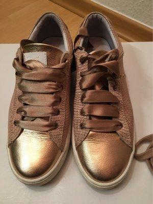 Sneaker Rosa/ gold