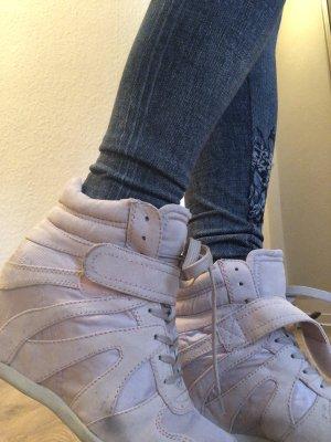 Sneaker rosa Keilabsatz deichmann 39