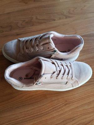Sneaker rosè / altrosa
