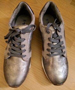 Sneaker Rosé beige metallic Neu Tamaris