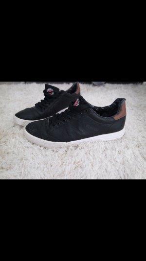 Sneaker Schuhe Herrenschuhe 46 hummel Sportschuh schwarz