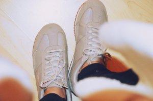 Sneaker Schuhe Kangaroos Größe 39 in Grau