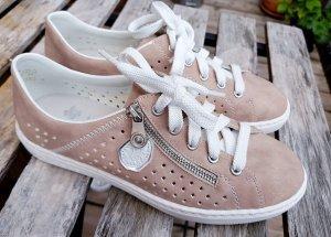 Sneaker Schuhe Rieker neu nude-rose Gr. 38