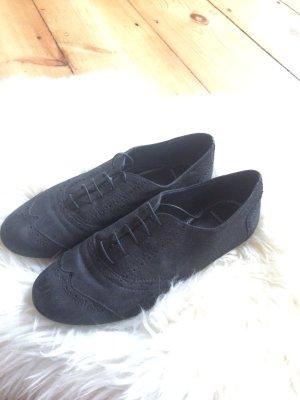 Sneaker Schuhe von VAGABOND Gr. 38 schwarz vintage wie NEU