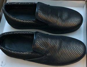 Bata Sneakers black-gold-colored
