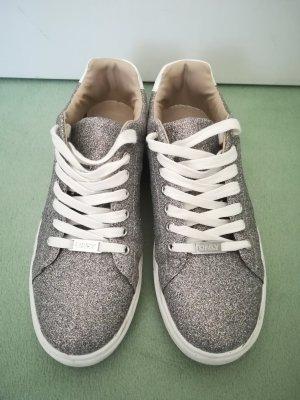 Sneaker silber von Only