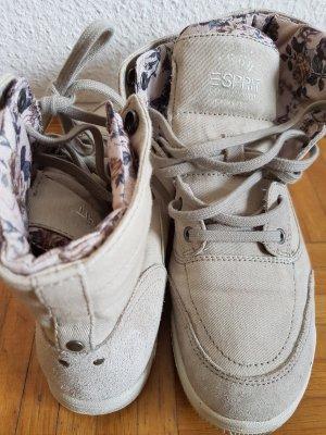 Sneaker Stiefelette mit Print Geht immer