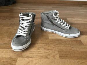 -8- Venice Sneaker grigio chiaro-grigio