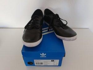 Adidas Originals Basket blanc-noir