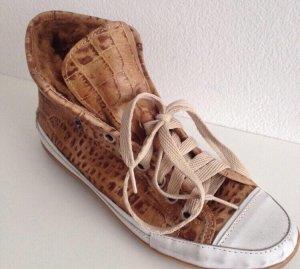 Apart Sneakers met veters veelkleurig