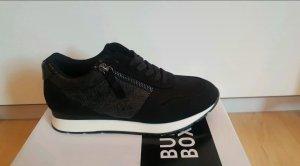 Bullboxer Slip-on Sneakers white-black