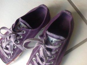 Sneaker von Converse in Lila Gr 41