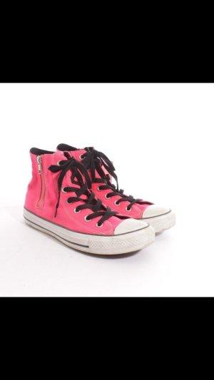 Sneaker von Converse in Pink Gr. D 39