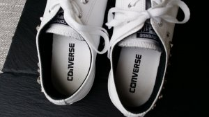 Sneaker von Converse in weiß