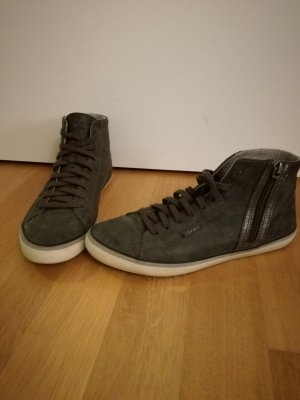 Esprit High Top Sneaker anthracite synthetic