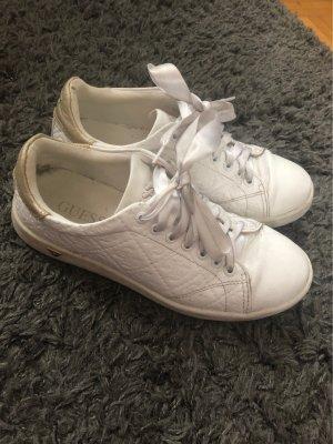 Guess Sneakers met veters wit