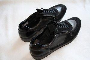 Sneaker, von Kennel und Schmenger, neu mit Etikett, in Schwarz, Gr.40
