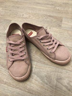 Levi's Basket à lacet rosé-vieux rose