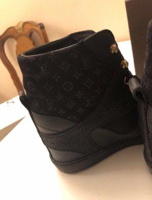 Sneaker von Louis Vuitton schwarz sehr guter Zustand