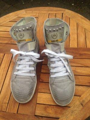 Sneaker von Manas Design Gr. 37 hellgrau