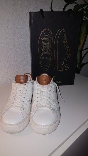 Massimo Dutti Sneakers met veters veelkleurig