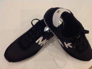 Sneaker von Michael Kors Gr. 39,5 Schwarz/Weiß