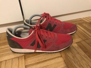 Sneaker von New Balance Gr. 39 in pink - grau