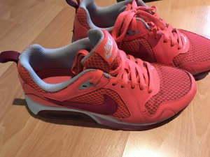 Nike Sneakers neon red-bright red