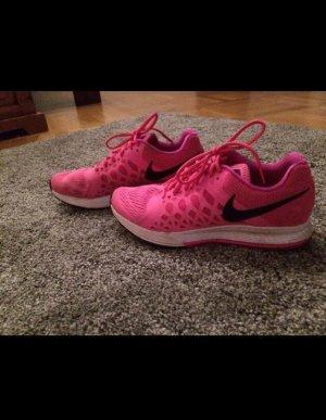 Nike Zapatilla brogue blanco-rosa