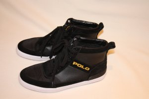 Sneaker,von Ralph Lauren, in Schwarz