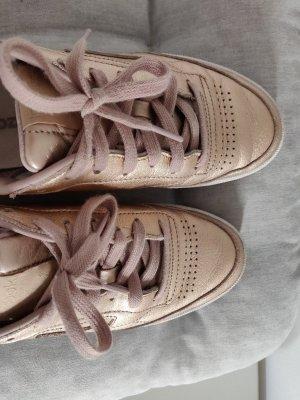Sneaker von Reebok in 37,5 Rosegold Club c 85, wie neu