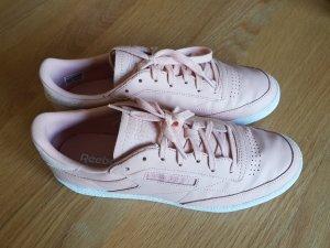sneaker von reebok, neuwertig, Gr. 40,5, rosa