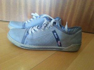 Sneaker von Rieker, grau, Größe 39