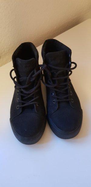 Vagabond Zapatillas negro