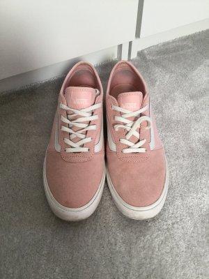 Vans Skater Shoes light pink