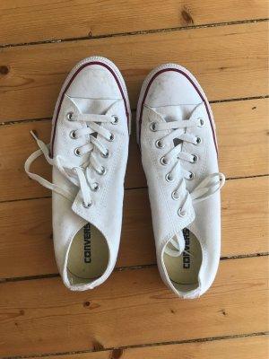 Sneaker weiß converse