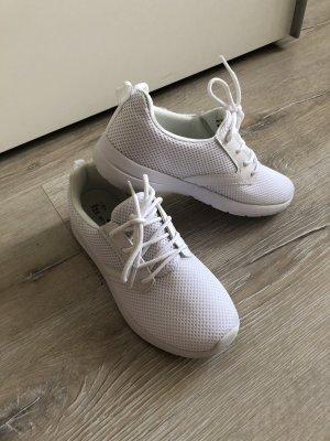 Sneaker weiß Gr. 36