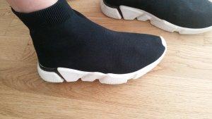 Jeffrey Campbell Slip-on Sneakers white-black