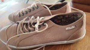 Fila Instapsneakers stoffig roze